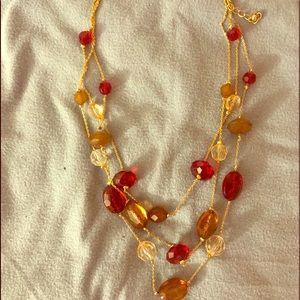 3-tier necklace